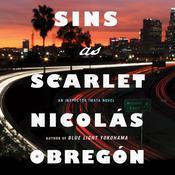Sins as Scarlet: An Inspector Iwata Novel Audiobook, by Nicholas Perricone, Nicolás Obregón