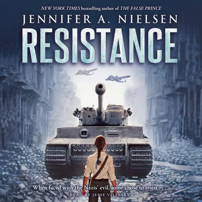 Resistance Audiobook, by Jennifer A. Nielsen