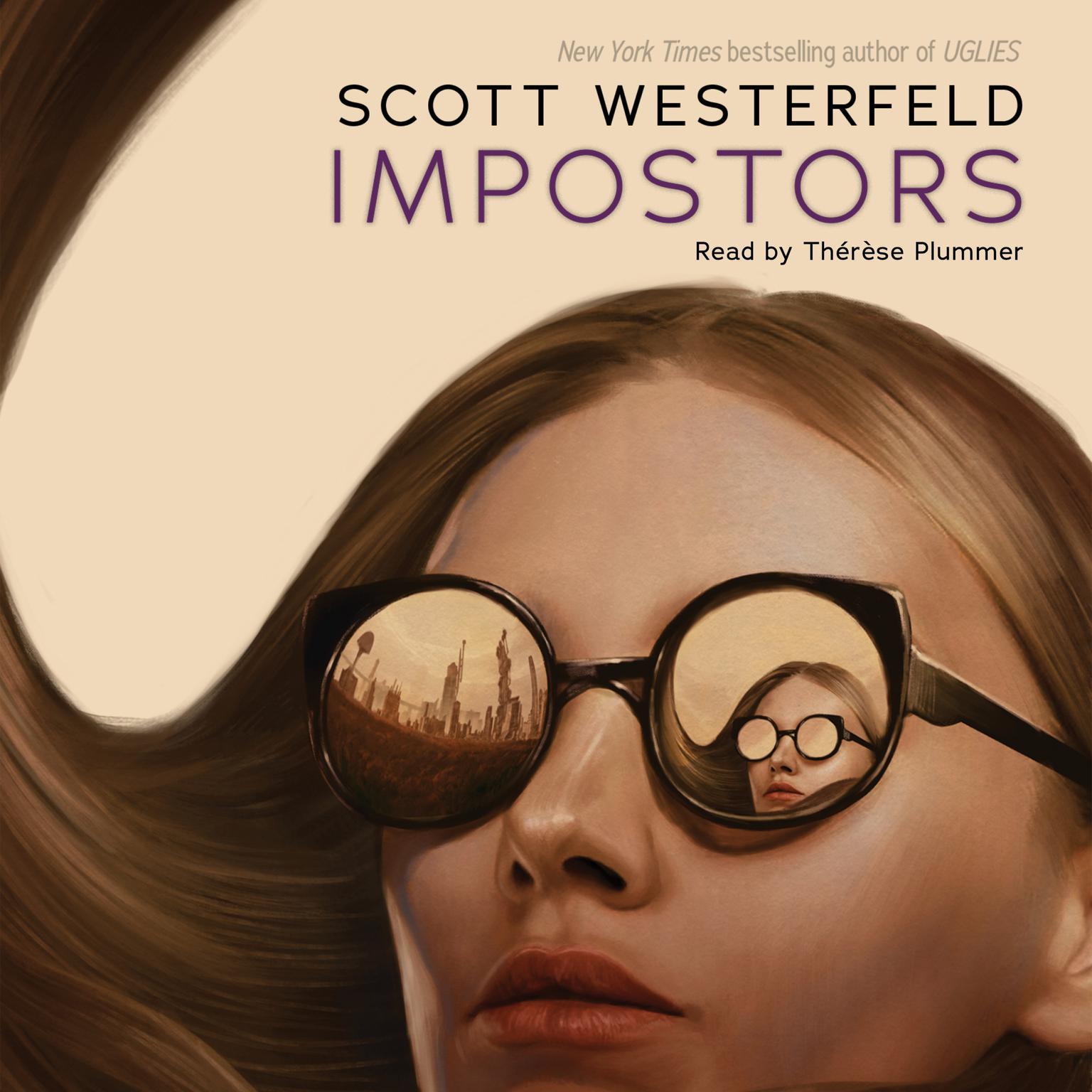 Impostors Audiobook, by Scott Westerfeld