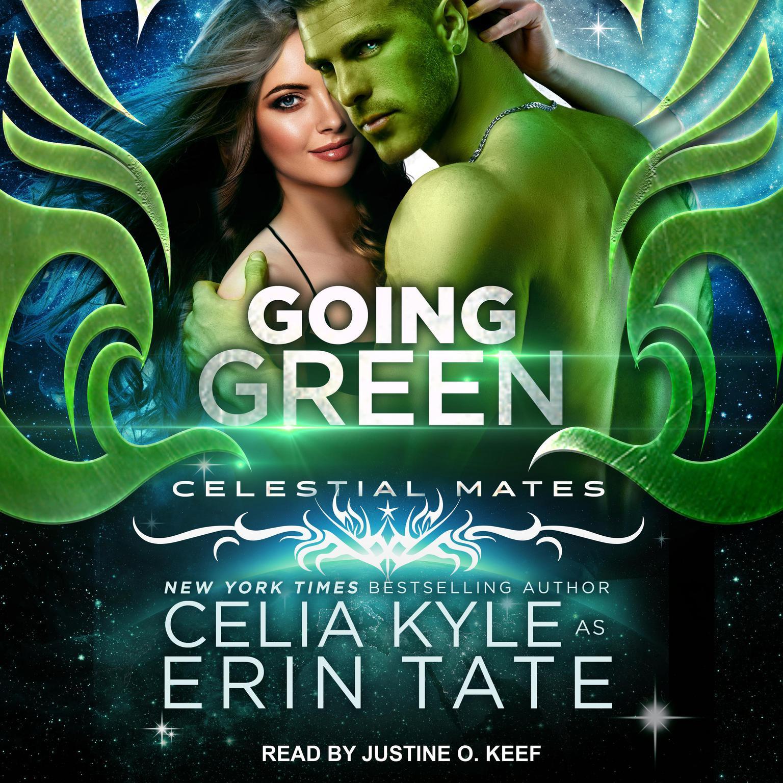 Printable Going Green Audiobook Cover Art