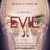 The Anatomy of Evil Audiobook, by Michael H. Stone|