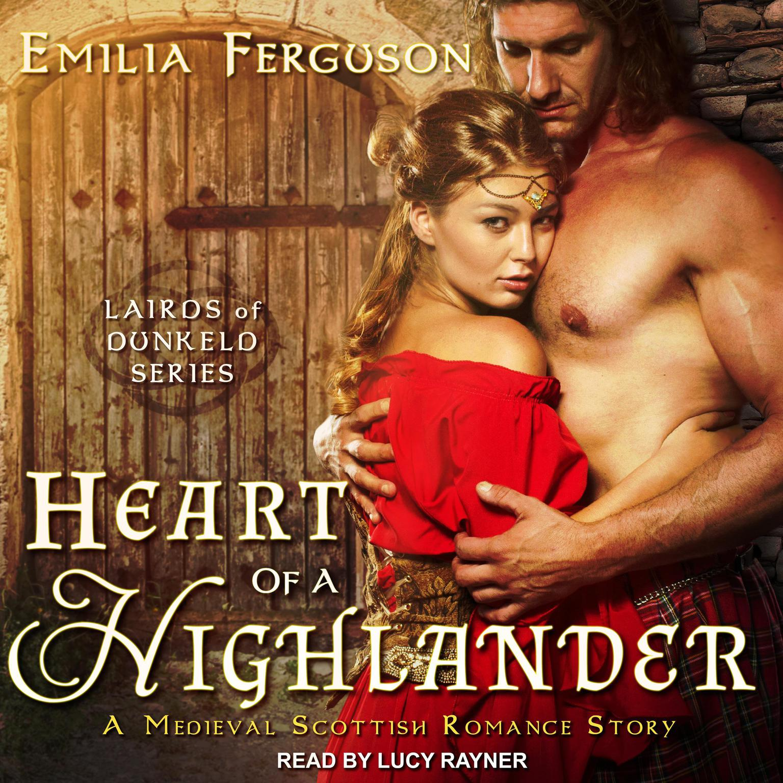 Printable Heart of a Highlander: A Medieval Scottish Romance Story Audiobook Cover Art