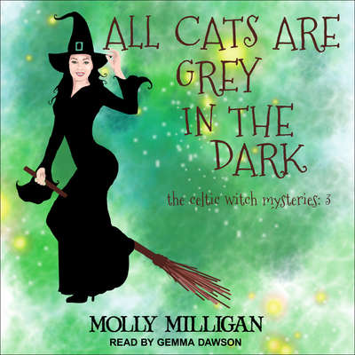 All Cats Are Grey In The Dark Audiobook, by Molly Milligan
