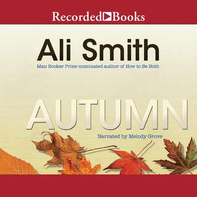 Autumn Audiobook, by Ali Smith