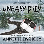 Uneasy Prey Audiobook, by Annette Dashofy