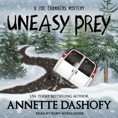 Uneasy Prey Audiobook, by Annette Dashofy