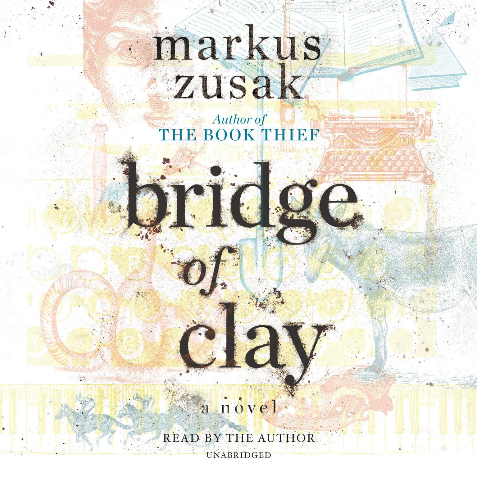 Printable Bridge of Clay Audiobook Cover Art