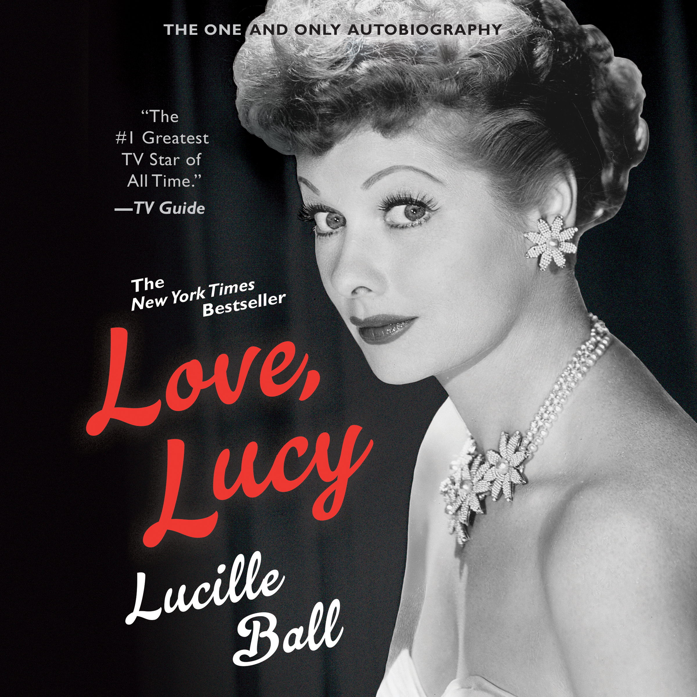 Printable Love, Lucy Audiobook Cover Art