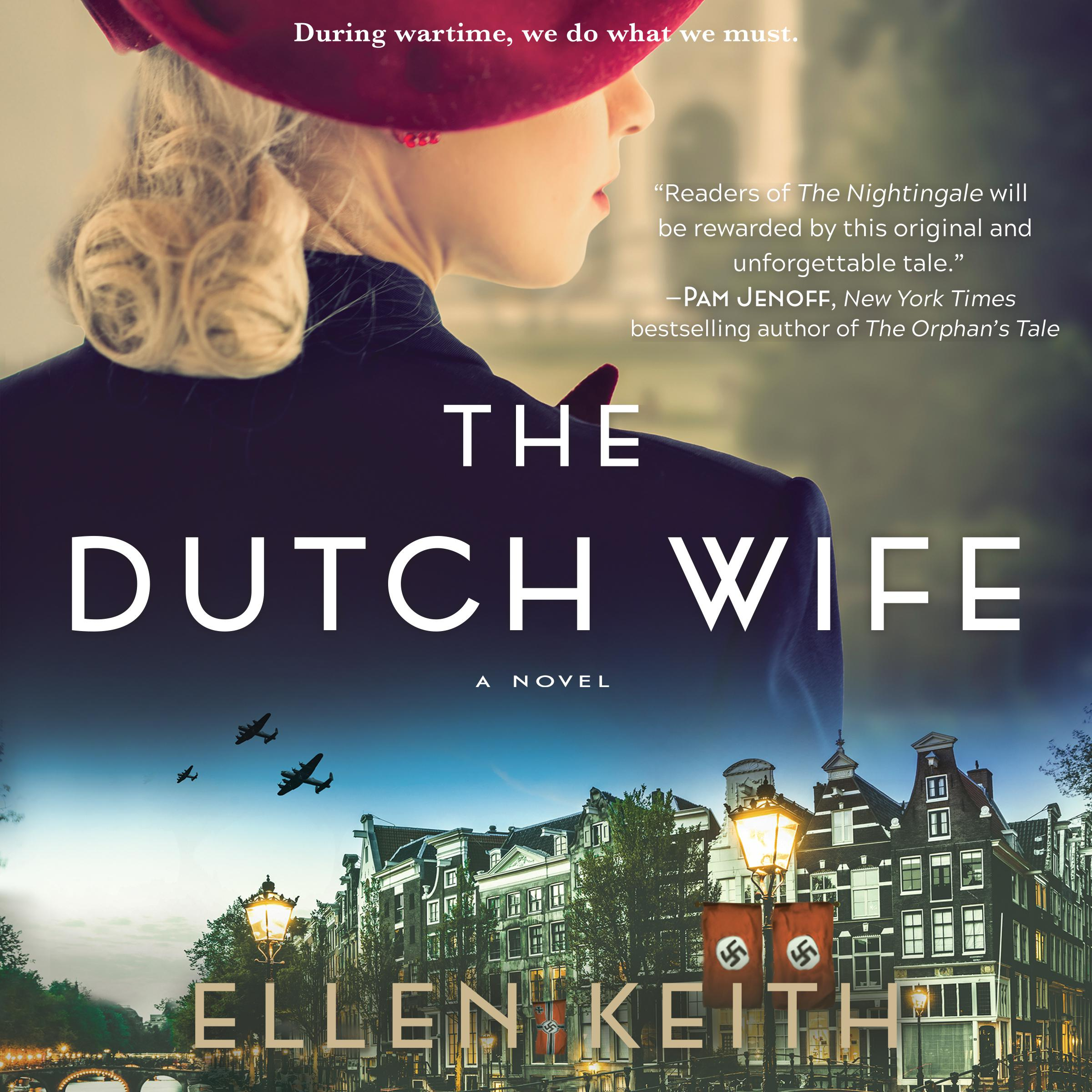 Printable The Dutch Wife Audiobook Cover Art