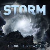 Storm Audiobook, by George R. Stewart