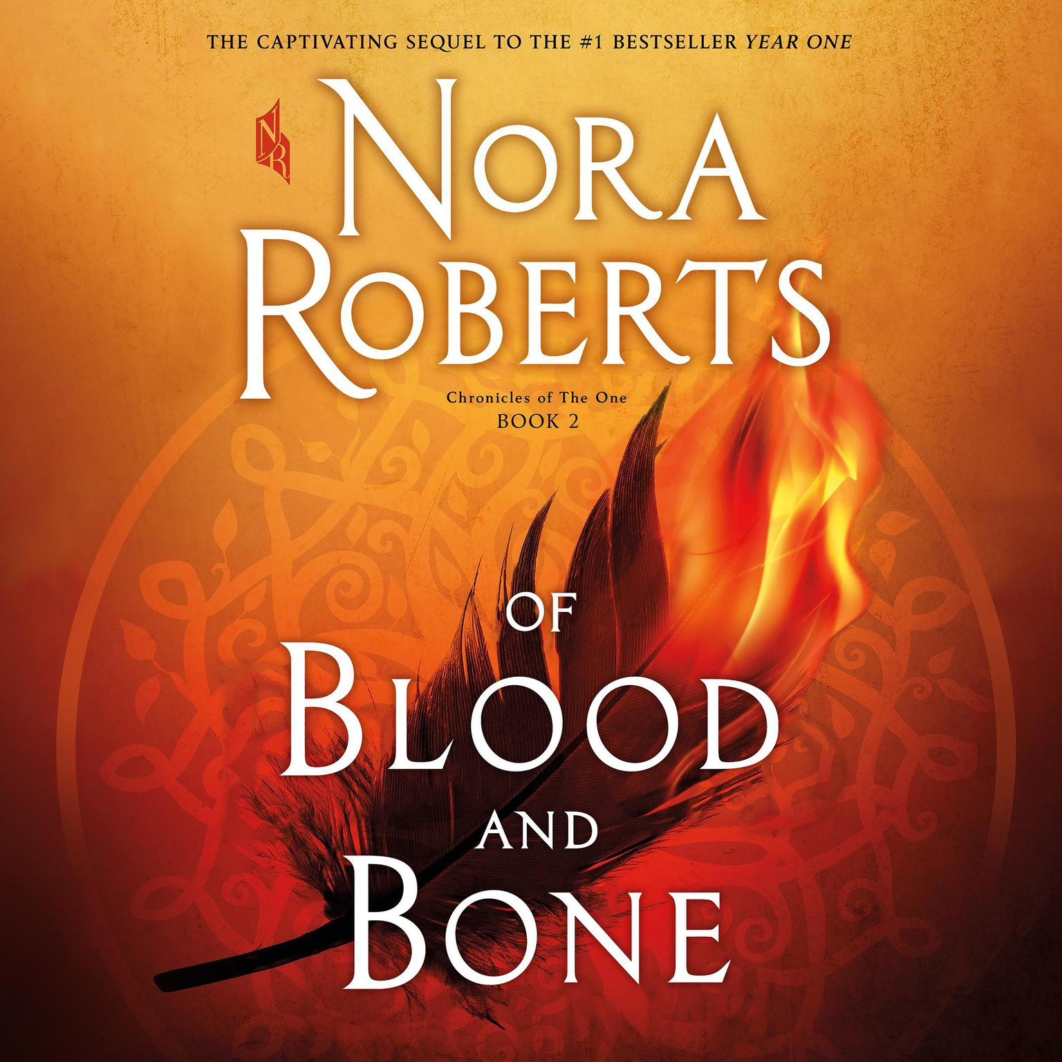 Printable Of Blood and Bone Audiobook Cover Art
