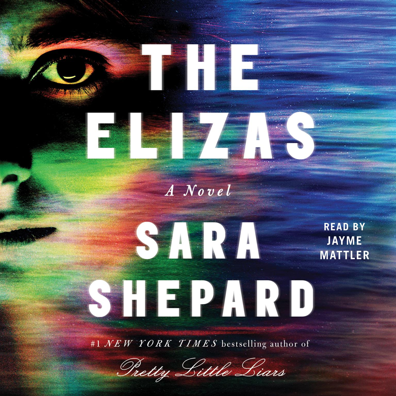 Printable The Elizas: A Novel Audiobook Cover Art