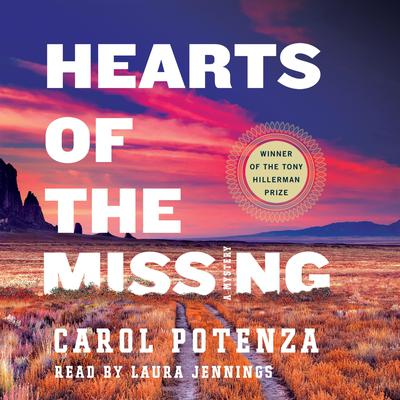 Hearts of the Missing: A Mystery Audiobook, by Carol Potenza