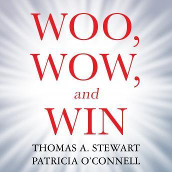 Printable Woo, Wow, and Win: Service Design, Strategy, and the Art of Customer Delight Audiobook Cover Art