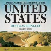 American Heritage History of the United States Audiobook, by Douglas Brinkley