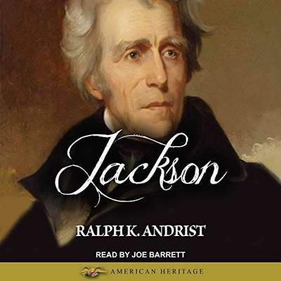 Jackson Audiobook, by Ralph K. Andrist