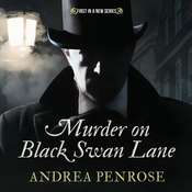 Murder on Black Swan Lane Audiobook, by Andrea Penrose