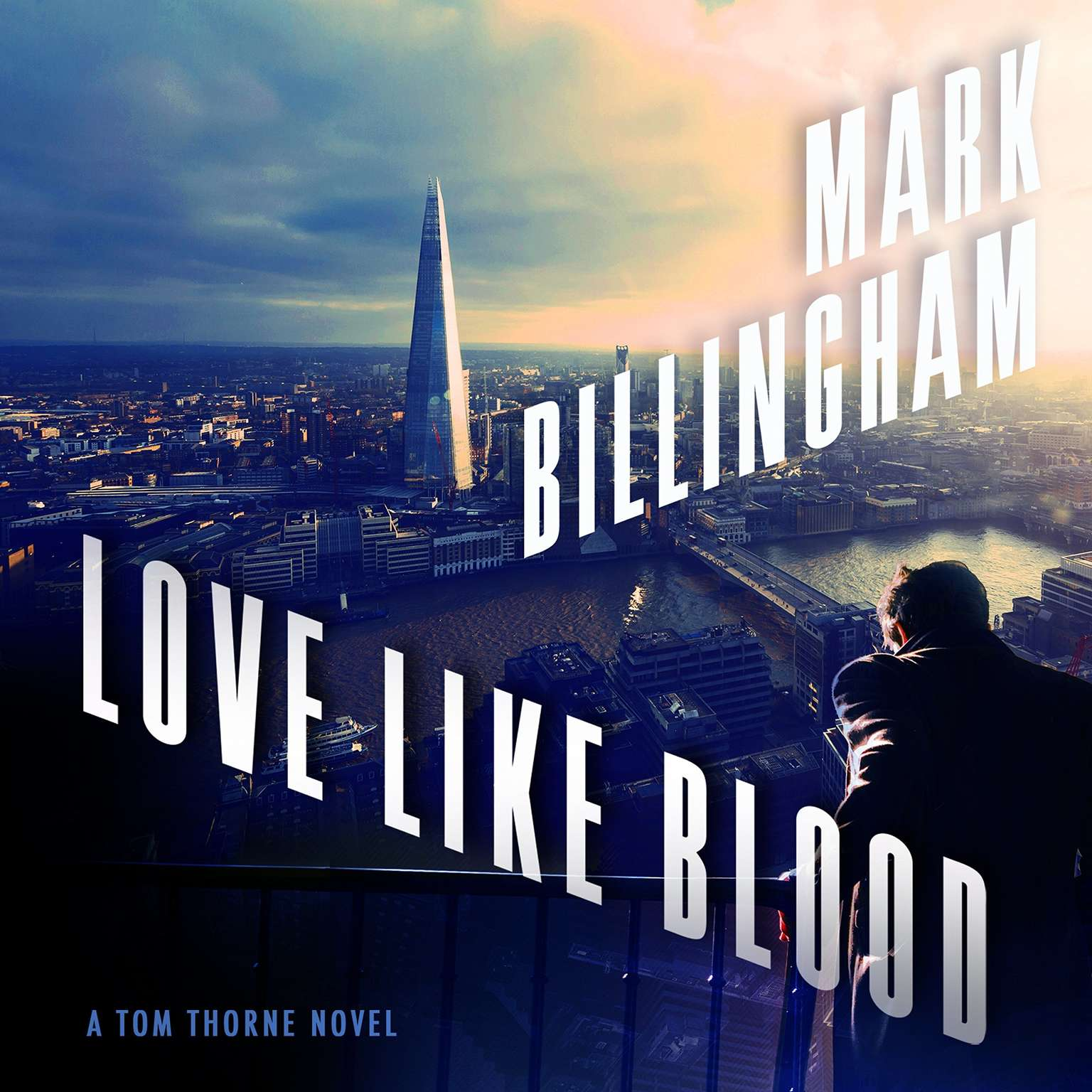 Love Like Blood: A Novel Audiobook, by Mark Billingham