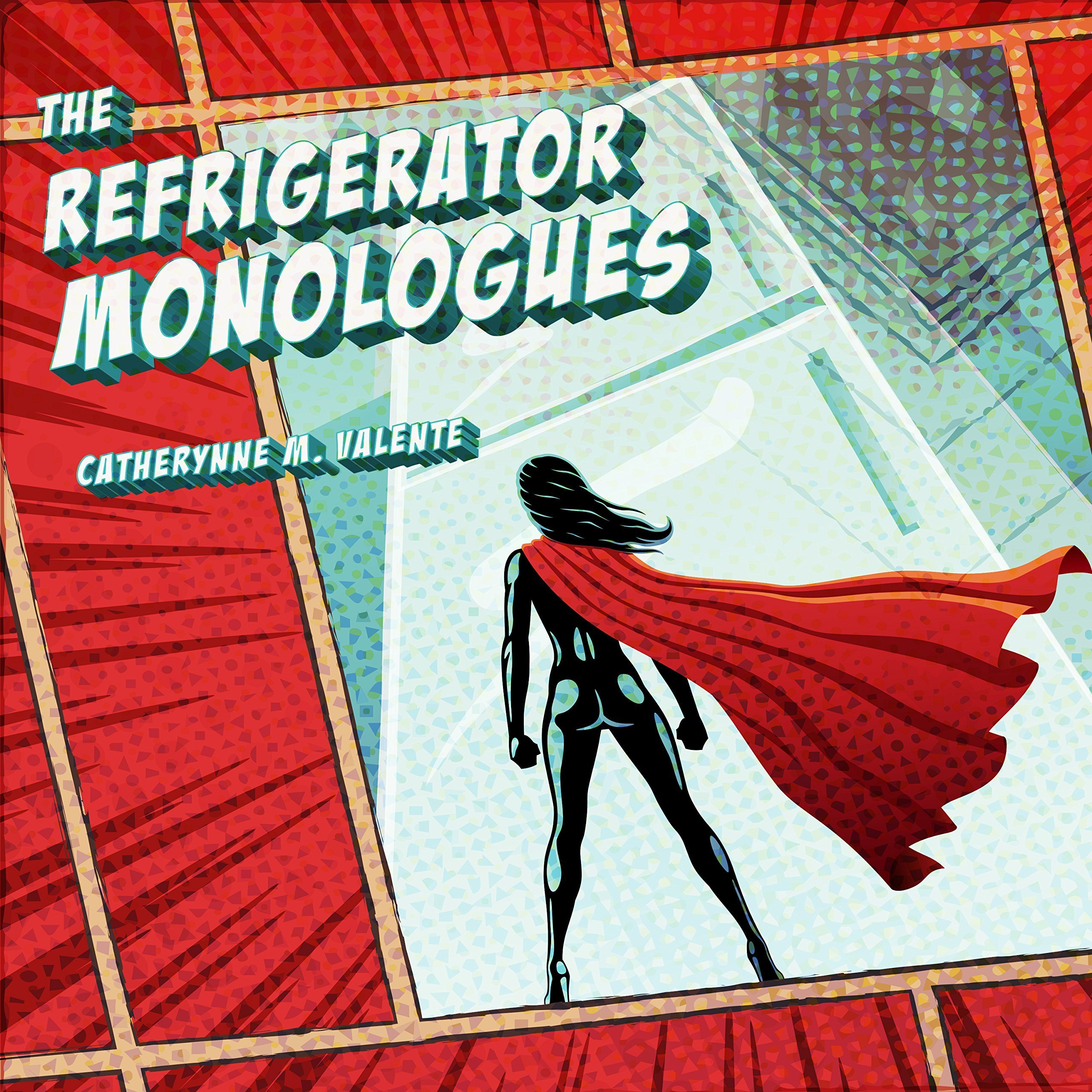 Printable The Refrigerator Monologues Audiobook Cover Art