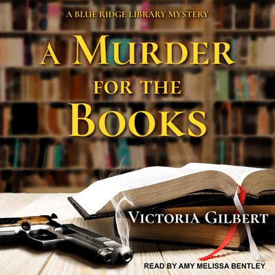 A Murder for the Books: A Blue Ridge Library Mystery Audiobook, by