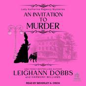 An Invitation To Murder Audiobook, by Leighann Dobbs, Harmony Williams