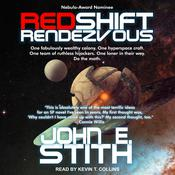 Redshift Rendezvous Audiobook, by John E. Stith