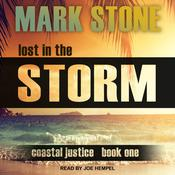 Lost in the Storm Audiobook, by Mark Stone