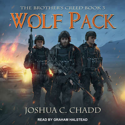 Wolf Pack Audiobook, by Joshua C. Chadd