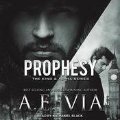 Prophesy Audiobook, by A.E. Via|