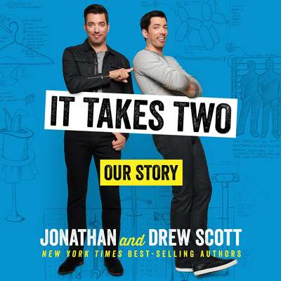 It Takes Two: Our Story Audiobook, by Jonathan Scott