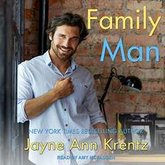 Family Man Audiobook, by Jayne Ann Krentz
