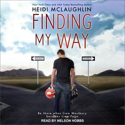 Finding My Way Audiobook, by Heidi McLaughlin
