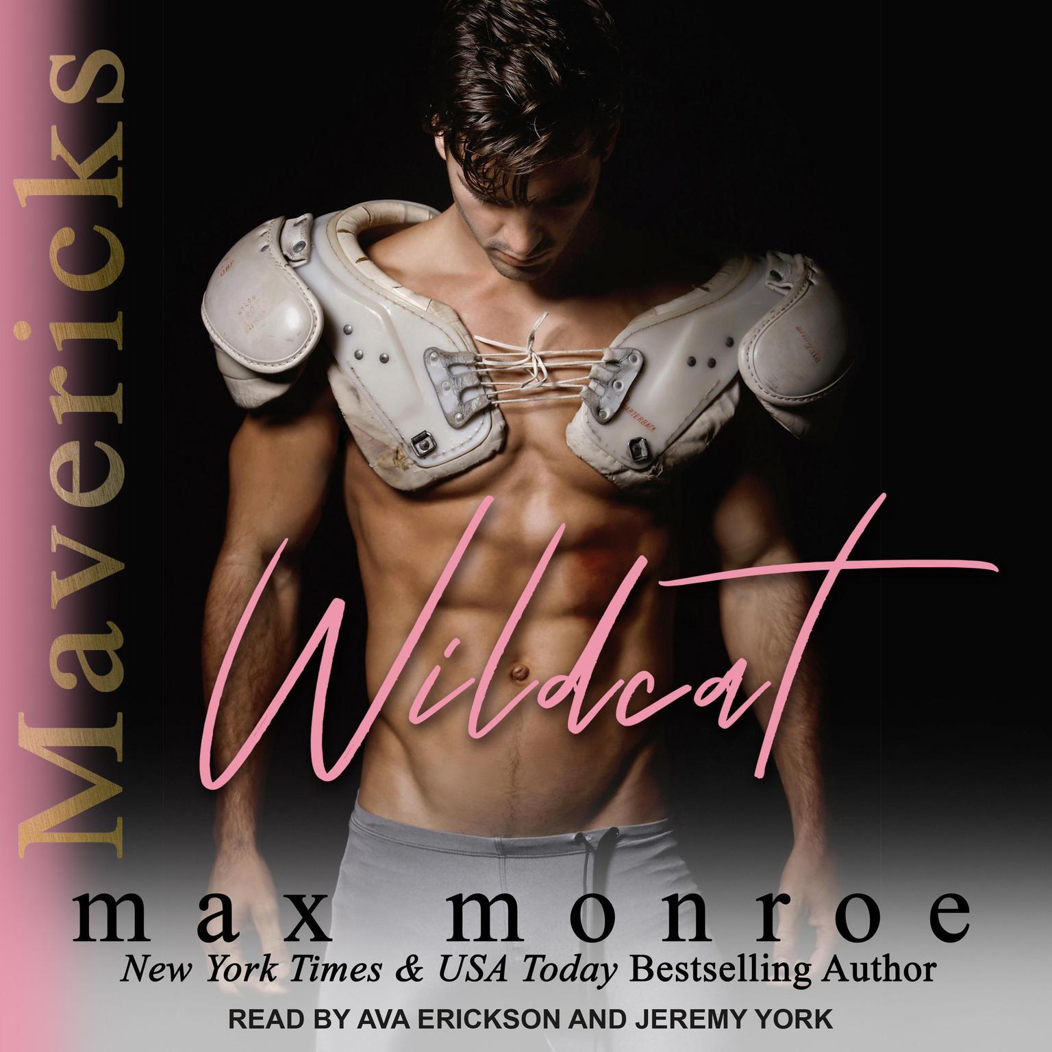 Printable Wildcat Audiobook Cover Art