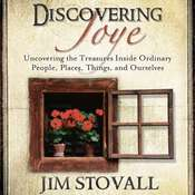 Discovering Joye:Uncovering the Treasures Inside Ordinary People Audiobook, by Jim Stovall