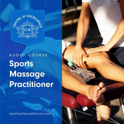 Sports Massage Audiobook, by Centre of Excellence