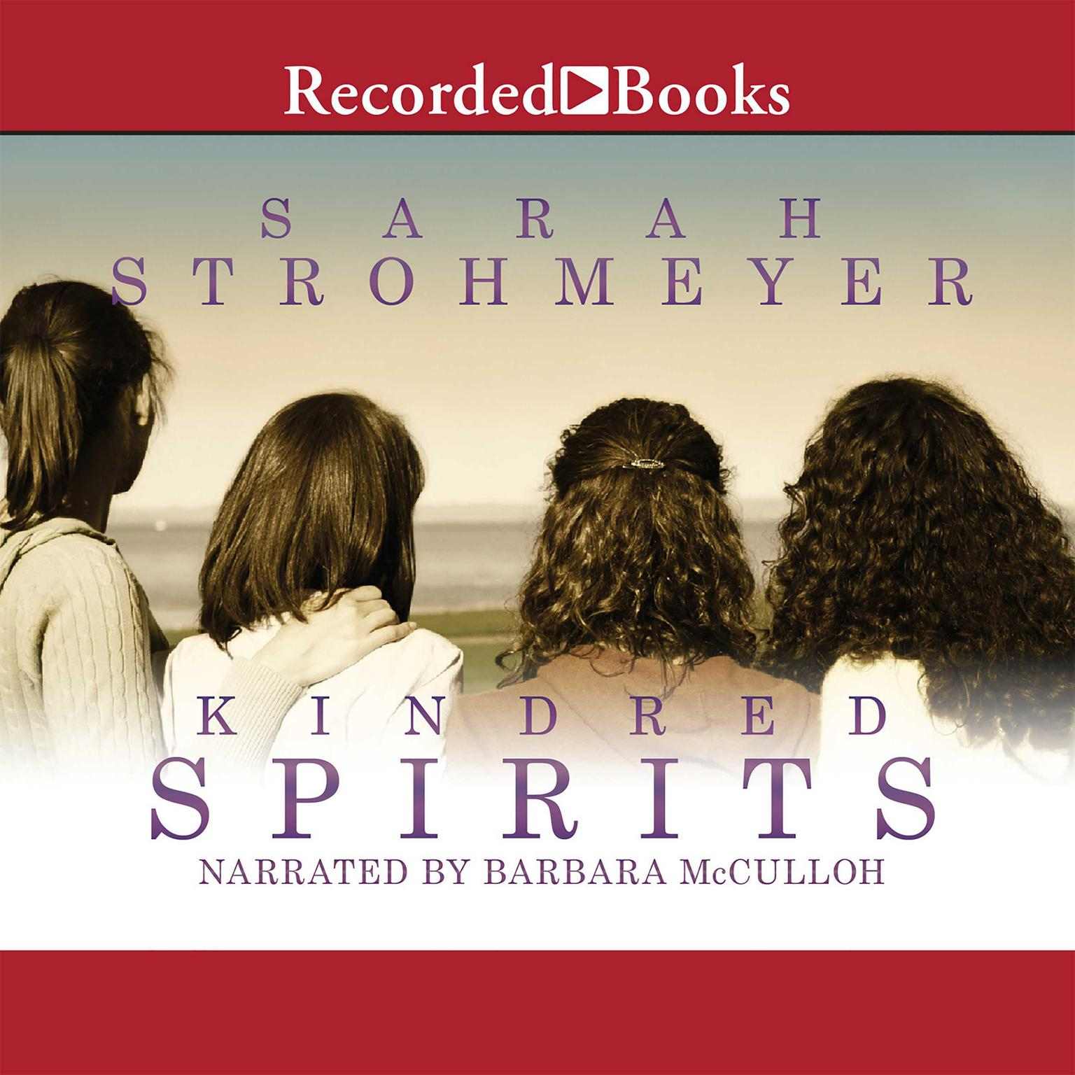 Printable Kindred Spirits Audiobook Cover Art