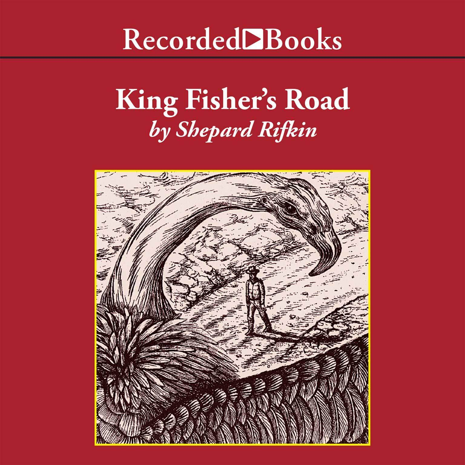 Printable King Fisher's Road Audiobook Cover Art