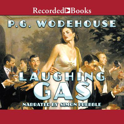 Laughing Gas Audiobook, by P. G. Wodehouse