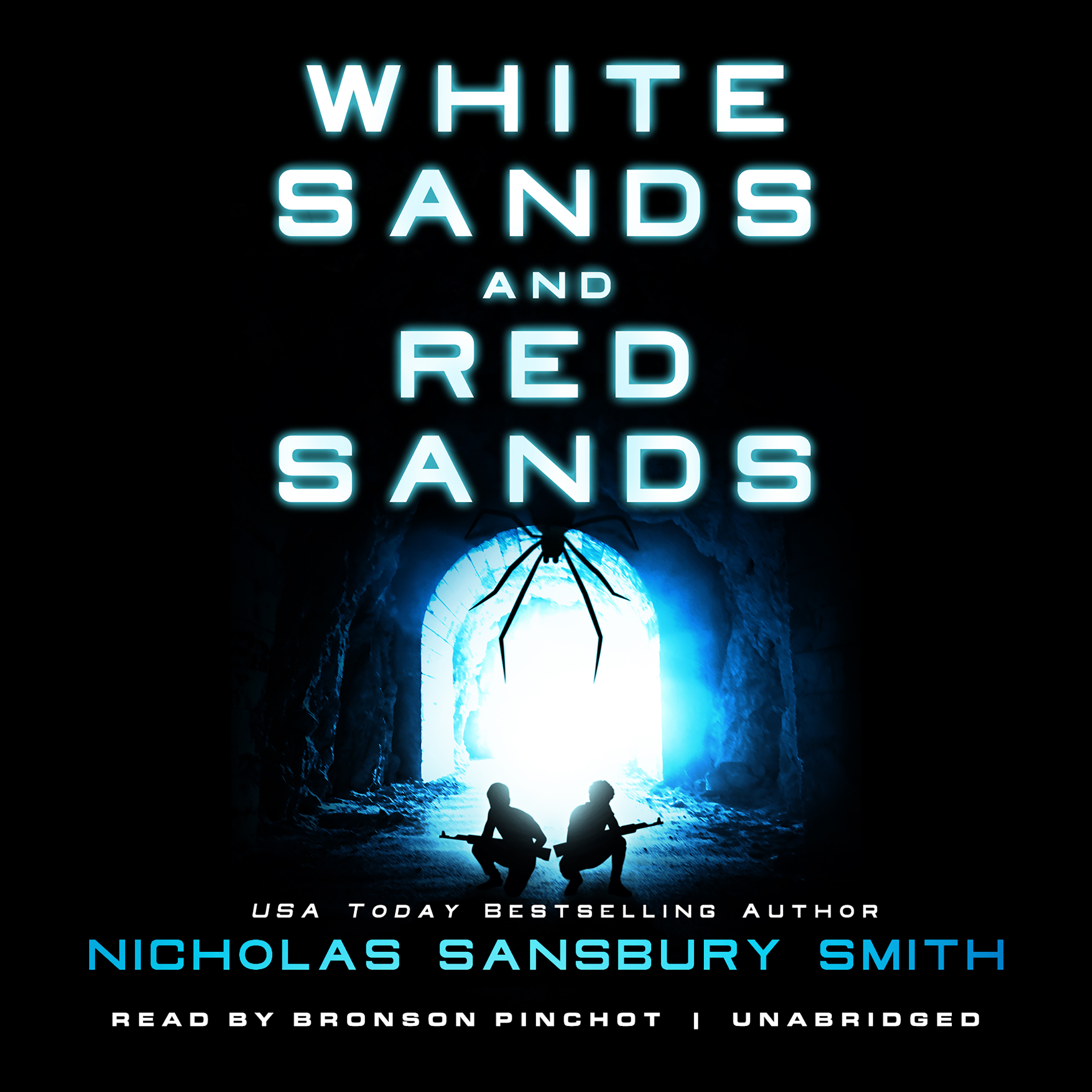 Printable White Sands and Red Sands: Two Orbs Prequels Audiobook Cover Art