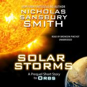 Solar Storms Audiobook, by Nicholas Sansbury Smith