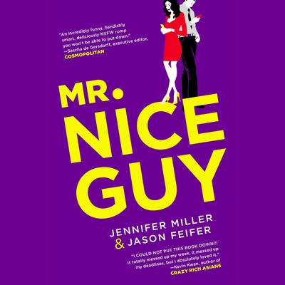 Mr. Nice Guy Audiobook, by Jennifer Miller