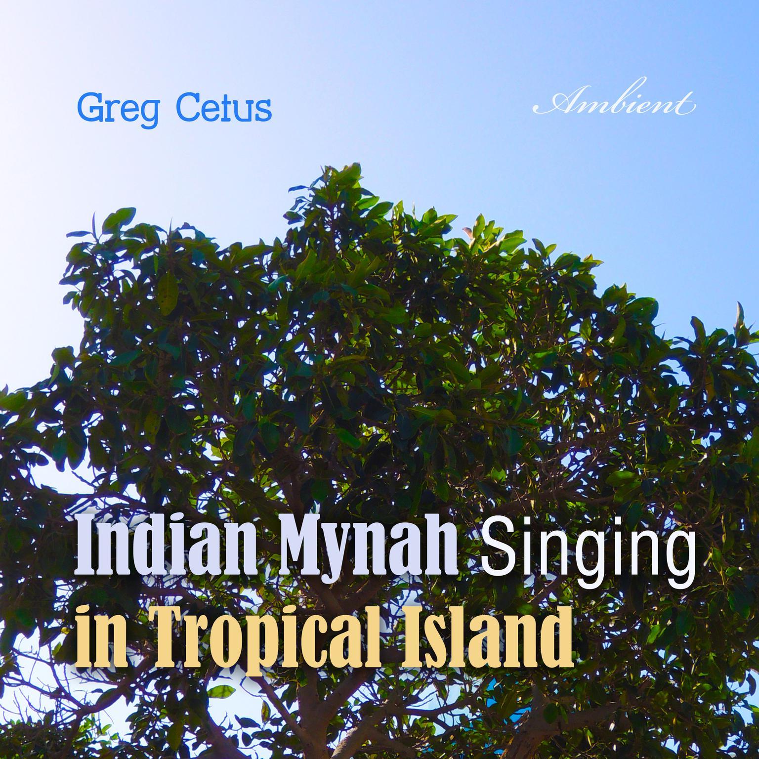 Indian Mynah Singing in Tropical Island Audiobook, by Greg Cetus