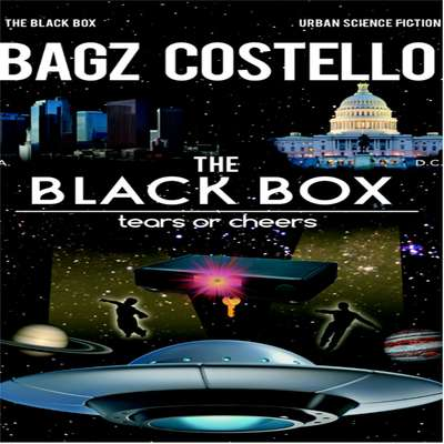 The Black Box Audiobook, by Bagz Costello