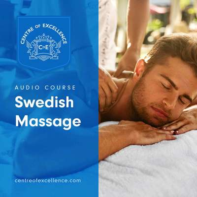 Swedish Massage Audiobook, by Centre of Excellence