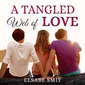 A Tangled Web of Love Audiobook, by Elsabe Smit|