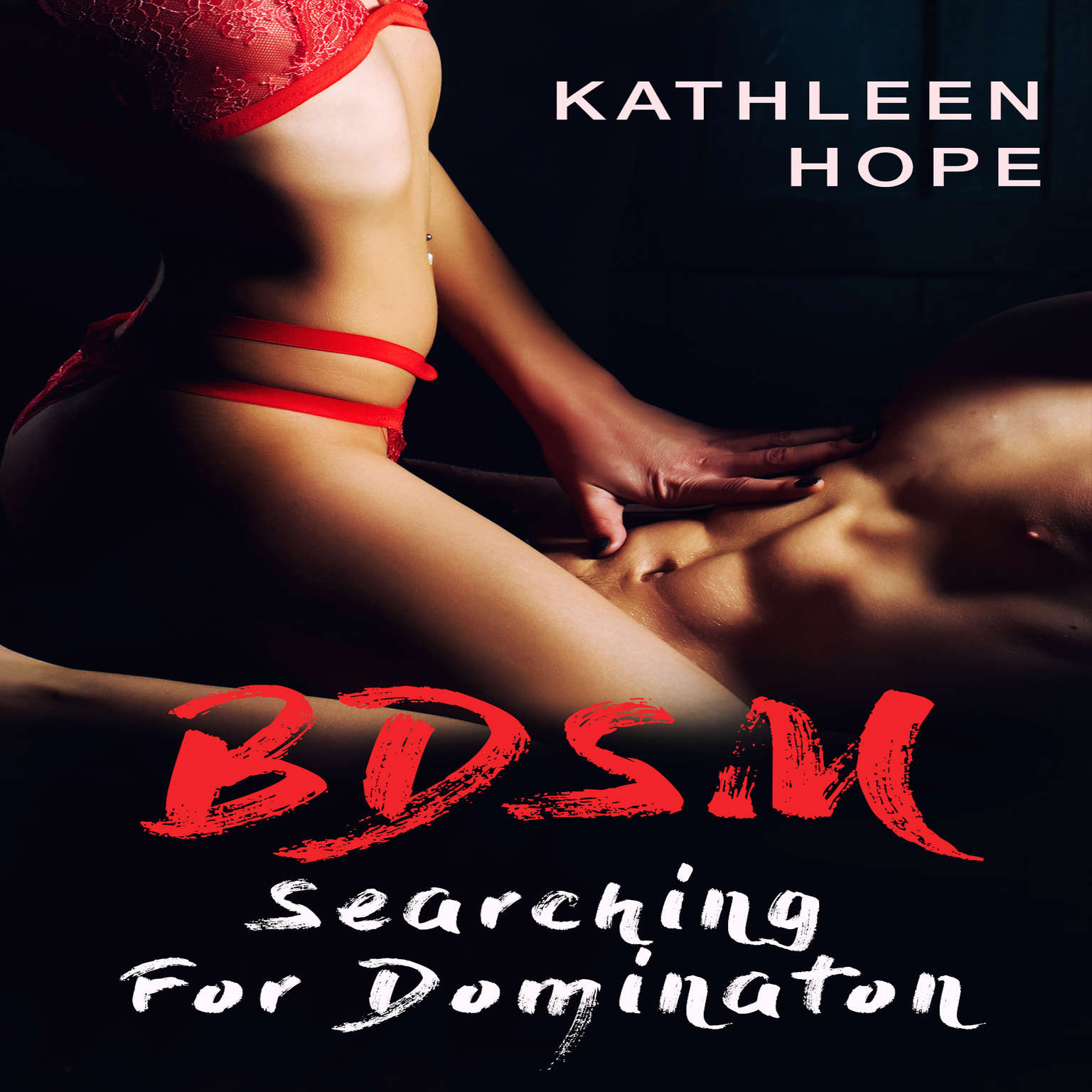 Bdsm: Searching For Domination Audiobook, by Kathleen Hope