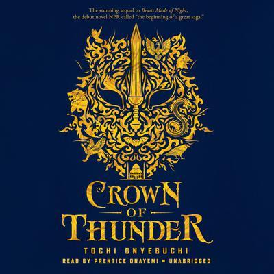 Crown of Thunder Audiobook, by Mr. Tochi Onyebuchi