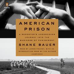 American Prison: A Reporter's Undercover Journey into the Business of Punishment Audiobook, by Shane Bauer