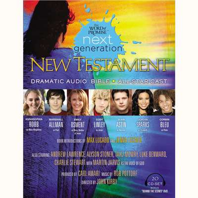 Word of Promise Next Generation - New Testament: Dramatized Audiobook, by Thomas Nelson Publishers