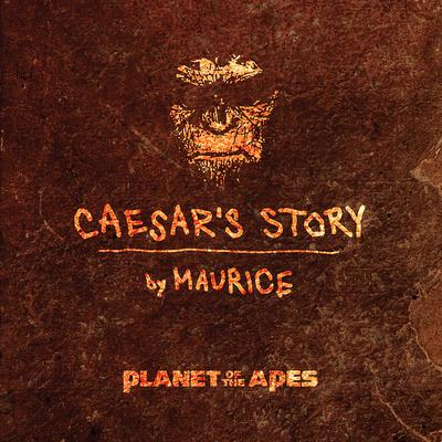 Planet of the Apes: Caesar's Story Audiobook, by Maurice